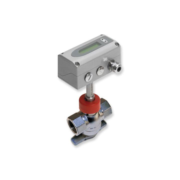 áramlásmérő kijelzővel
