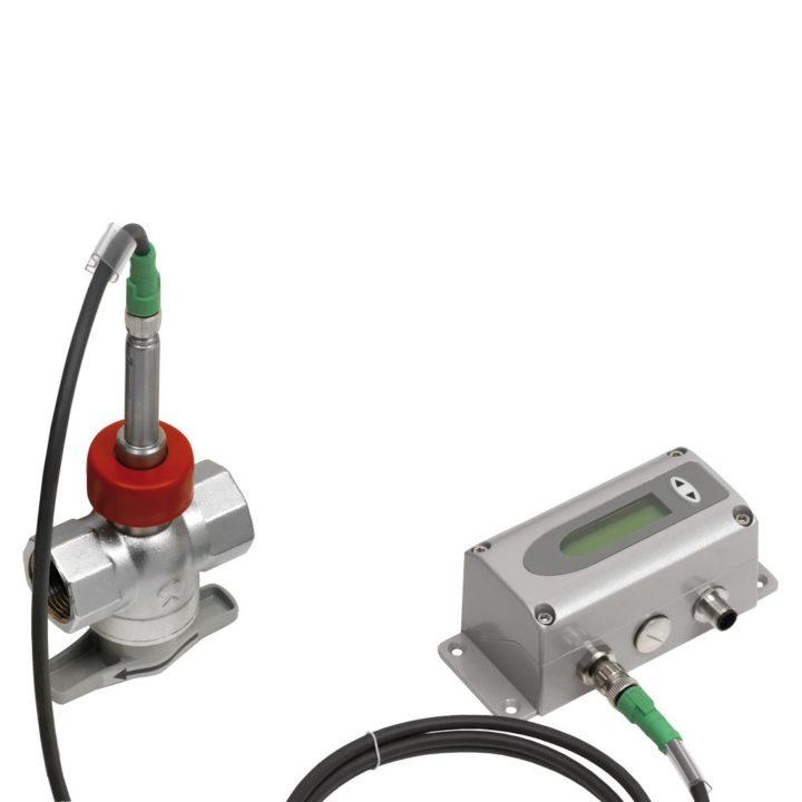 termikus áramlásmérő