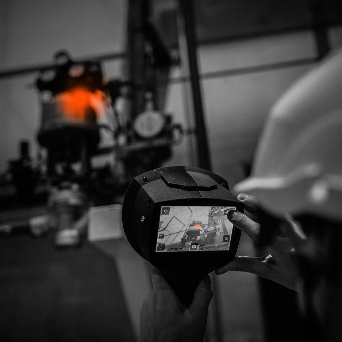 aeroakusztikusa kamera koronakisülés