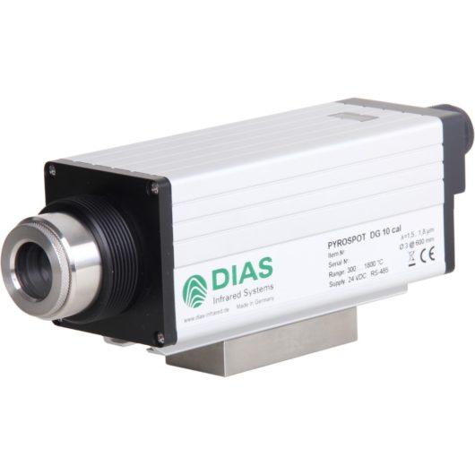 infrahőmérő kompakt