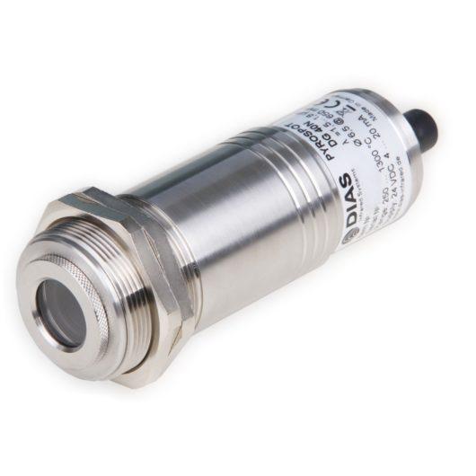 infrahőmérő dias