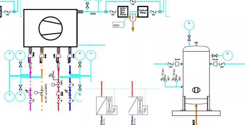 kompresszor terv