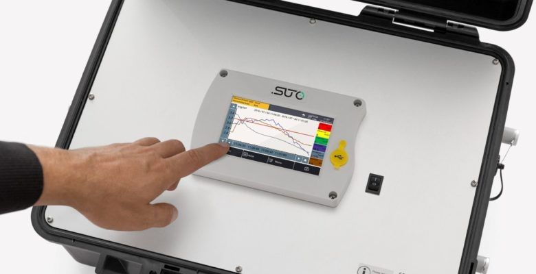 sűrített levegő minőségmérő
