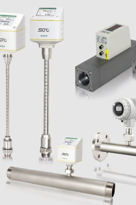 sűrített levegő mérő műszerek áramlásmérők