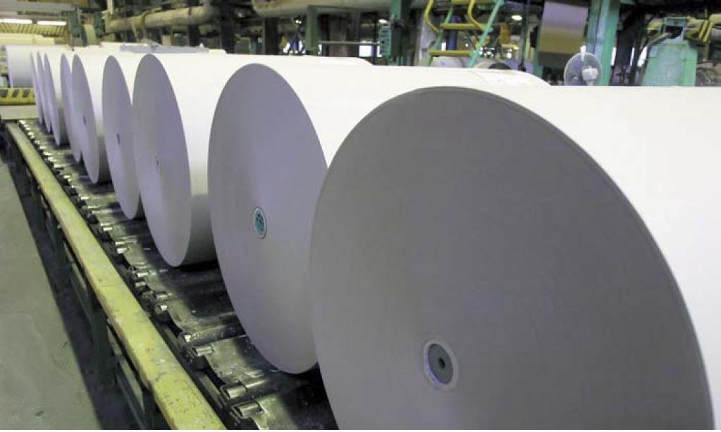 papírgyártás páratartalom