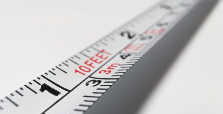 méréstechnika mérőszalag